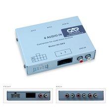 Аудиоинтерфейс MOST для Audi Q7 A8 A6 - Короткий опис