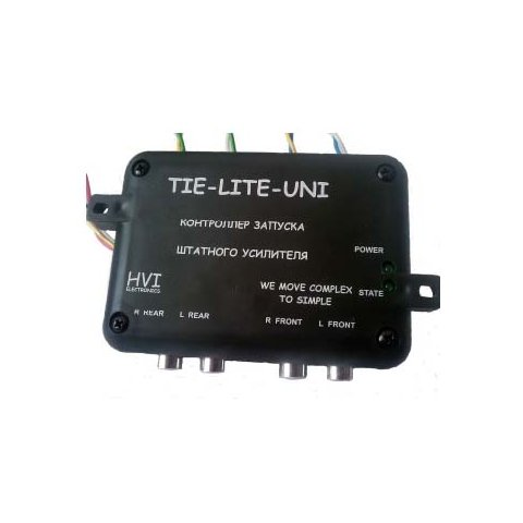 Контроллер активации штатного усилителя Toyota Lexus TIE Lite UNI