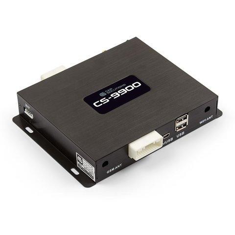 Навигационный блок CS9900 для штатных мониторов