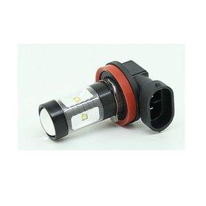 Противотуманная LED лампа UP 7G H11WB 30W белая, 12 24 В
