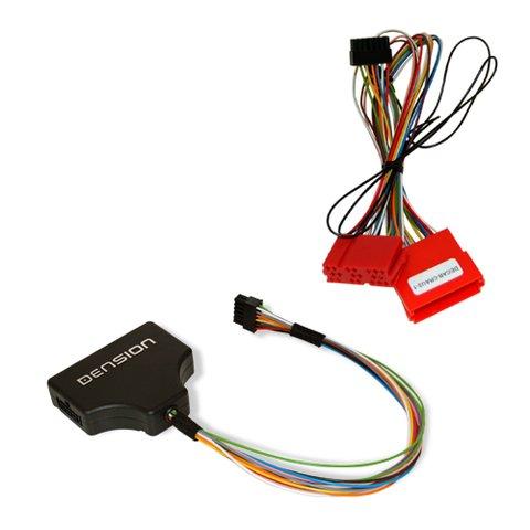 Dension CDR2AU2 adaptador para CD y Gateway 100/300 para Audi