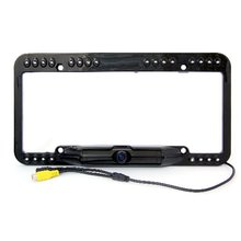 USA License Plate Frame Car Camera GT S663  - Short description
