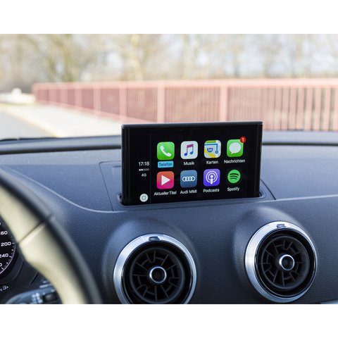 Apple CarPlay Adapter for Audi A3, A4, A5, and Q7