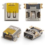 Charge Connector HTC A6262 Hero, DREAM G1, F3188 Smart, G3, (11 pin)