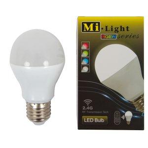 LED Light Bulb MiLight RGBW 6W E27 WW