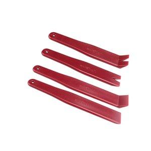 Juego de herramientas para tapicería (poliuretano, 4 uds.)