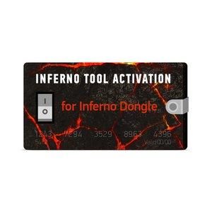 2-годовая активация Inferno для донгла Inferno