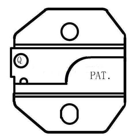 Матрица для кримпера Pro'sKit CP-236DQ1