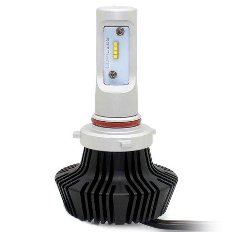 Набір світлодіодного головного світла UP 7HL H10W 4000Lm H10, 4000 лм, холодний білий