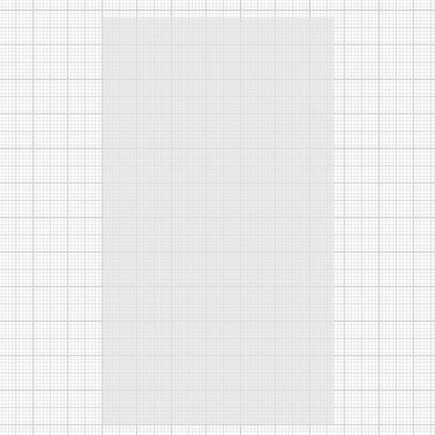 OCA-плівка для приклеювання скла у смартфонах Sony Xperia