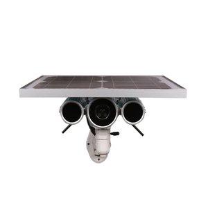 Безпровідна IP-камера спостереження HW0029-6-4G з сонячною панеллю (720p, 2 МП)