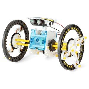 Робот 14 в 1  на сонячних батареях, конструктор CIC