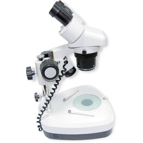 Binocular Microscope ZTX 20 C2  20x; 2x 4x