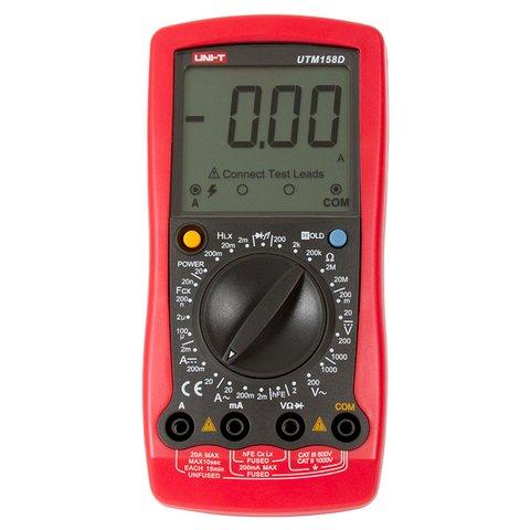 Digital Multimeter UNI T UT58D